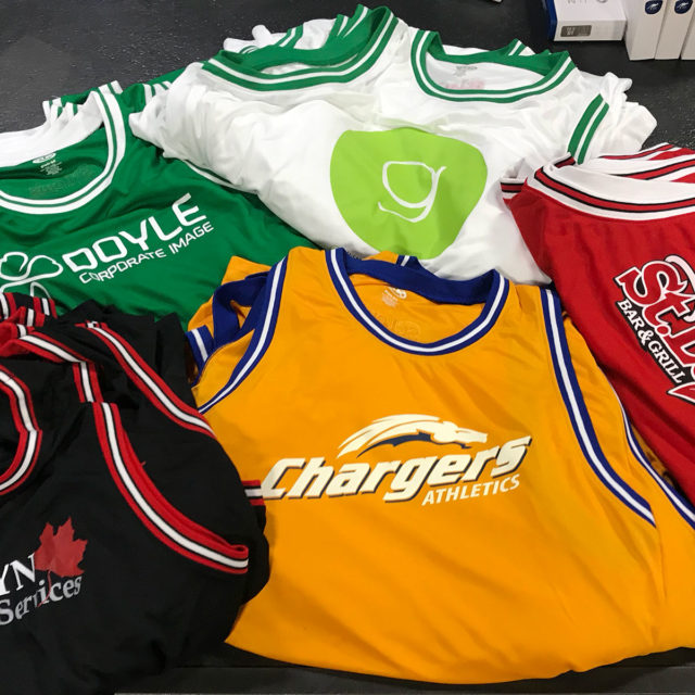 doyle corporate image team jerseys